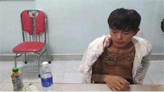 Tây Ninh: Bắt đối tượng đâm 1 người tử vong và 2 người bị thương vì tranh cãi trong men rượu