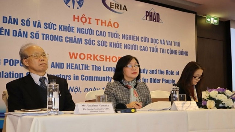 Năm 2050, Việt Nam, nước siêu già,  tốc độ già hóa dân số