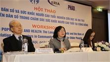 Năm 2050, Việt Nam thành nước siêu già