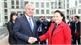 Chủ tịch Quốc hội Nguyễn Thị Kim Ngân hội đàm với Chủ tịch Hạ viện Belarus