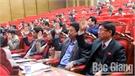 Bế mạc kỳ họp thứ 11, HĐND TP Bắc Giang: Thông qua 7 nghị quyết