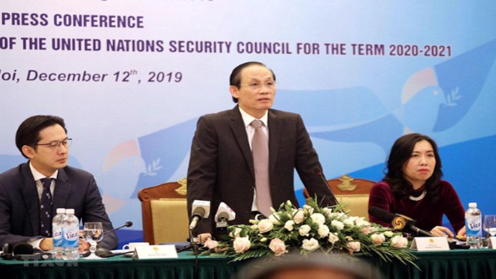 Việt Nam, Chủ tịch Hội đồng Bảo an Liên Hợp quốc , tiến trình hội nhập