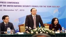 Việt Nam làm Chủ tịch Hội đồng Bảo an Liên Hợp quốc vào tháng sau