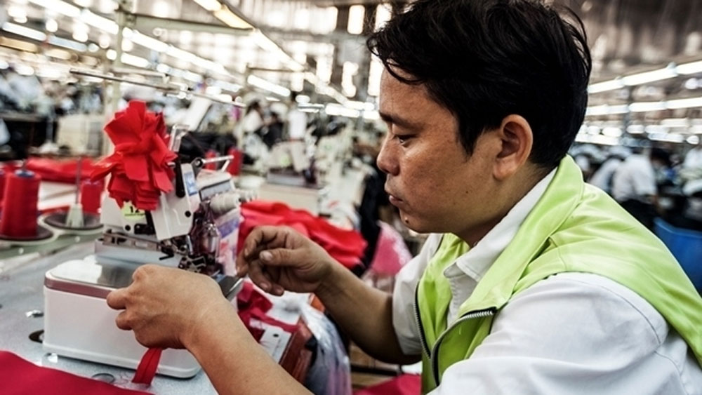 Vietnamese garment workers, Better Work programme, working conditions, businesses succeed, global economy, domestic textile workforce