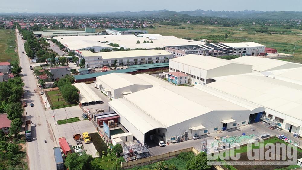 Vóc dáng mới Lạng Giang, huyện Lạng Giang, đơn vị hành chính,