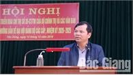 Bắc Giang: Đảng bộ Yên Dũng được chọn tổ chức đại hội điểm cấp huyện