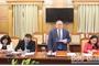 Đoàn công tác Hội đồng Thi đua-Khen thưởng T.Ư làm việc tại Bắc Giang