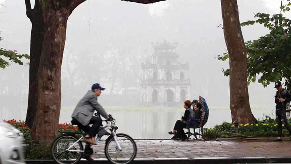 Thời tiết, thời tiết hôm nay, dự báo thời tiết, thời tiết Hà Nội, tin thời tiết, không khí lạnh, không mưa