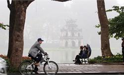 Thời tiết ngày 14-12:  Đông Bắc Bộ nhiều mây, có mưa nhỏ vài nơi, sáng sớm và đêm trời rét