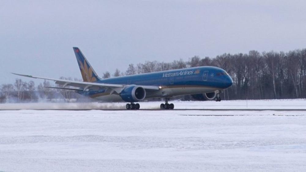 Vietnam Airlines, hàng không, VNA, New Delhi, Hà Nội đi Moscow