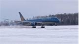 Vietnam Airlines hạ cánh khẩn cấp tại New Delhi để cấp cứu cho hành khách