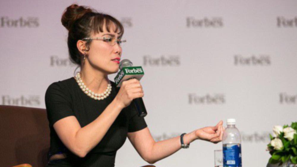nữ tỷ phú, tỷ phú, tỷ phú nguyễn thị phương thảo, bà Nguyễn Thị Phương Thảo, Top 100 phụ nữ quyền lực nhất thế giới