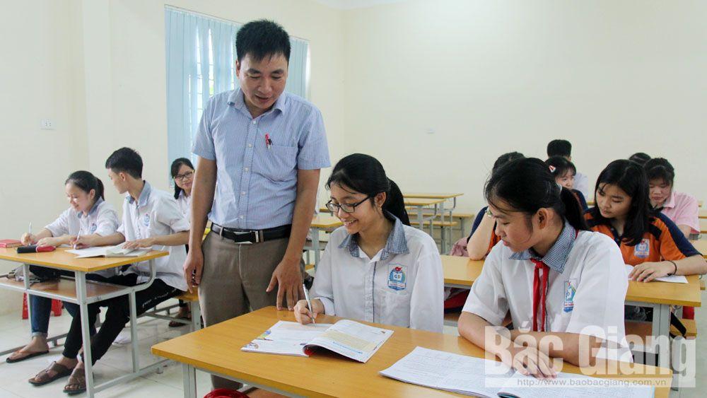 Hiệp Hòa: Tỷ lệ trường chuẩn quốc gia vượt mục tiêu đề ra