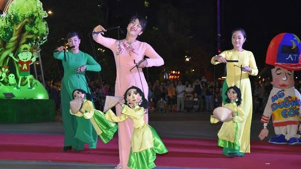 Vietnam Puppetry Festival to open in HCM City