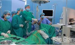 Trung tâm Y tế Lục Ngạn đưa nhiều kỹ thuật mới vào khám, chữa bệnh