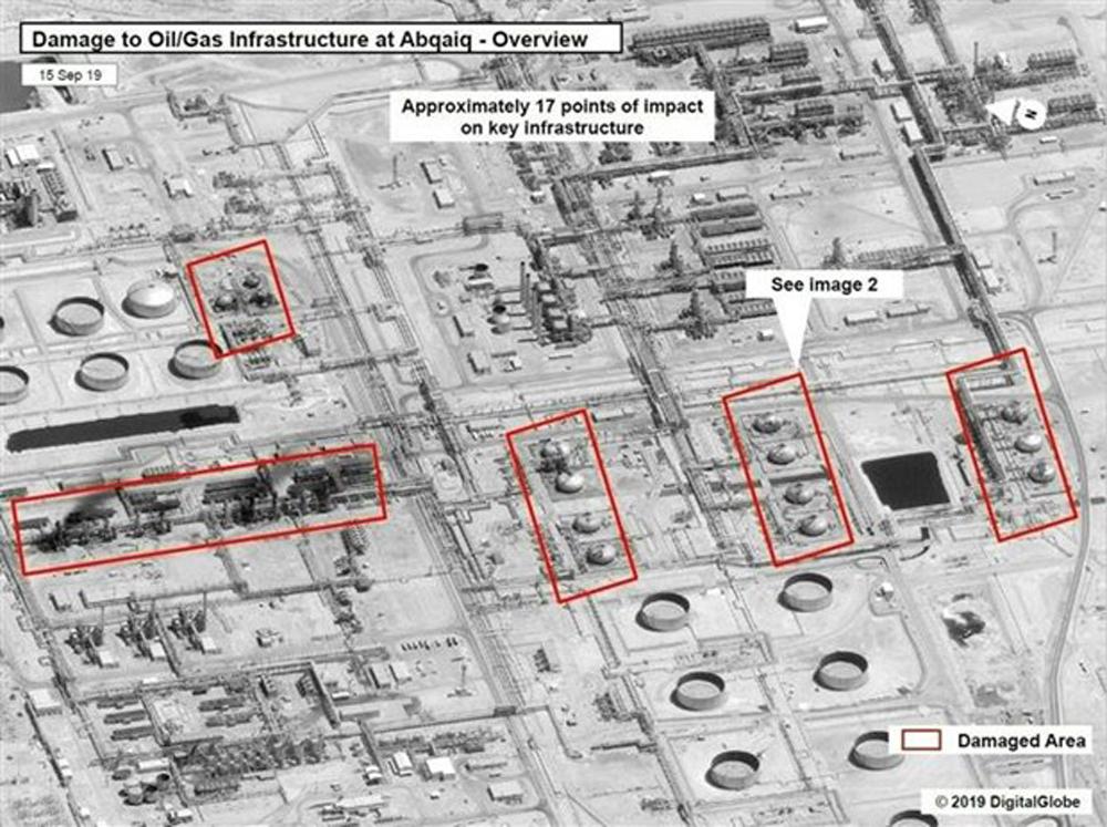 Cơ Sở Dầu Mỏ, Saudi Arabia, Vũ Khí, Thỏa Thuận Hạt Nhân
