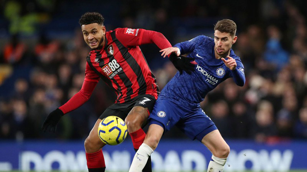 Chelsea 0-1 Bournemouth, tường thuật Chelsea 0-1 Bournemouth, diễn biến Chelsea 0-1 Bournemouth, clip Chelsea 0-1 Bournemouth, kết quả Chelsea 0-1 Bournemouth
