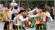Folk festival takes place in downtown Hanoi