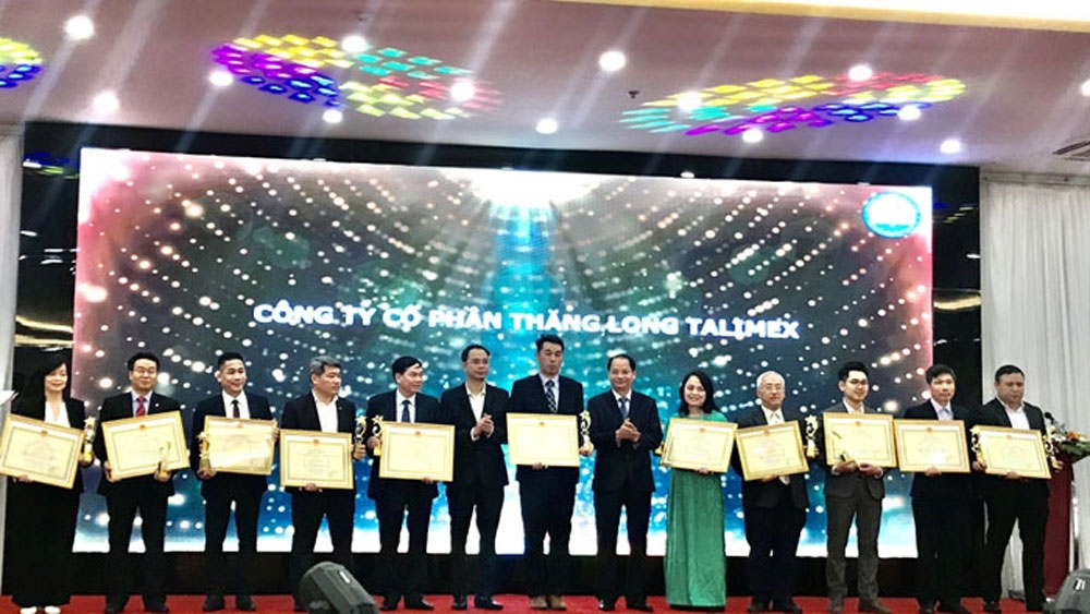 Hanoi's key industrial products honoured