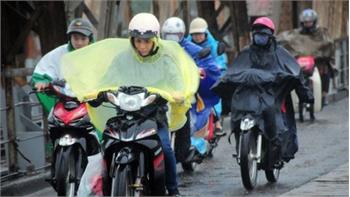 Giữa tuần tới, miền Bắc đón không khí lạnh tăng cường