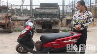 Bắc Giang: Bắt quả tang một nữ giới tàng trữ 37,7 gam ma túy