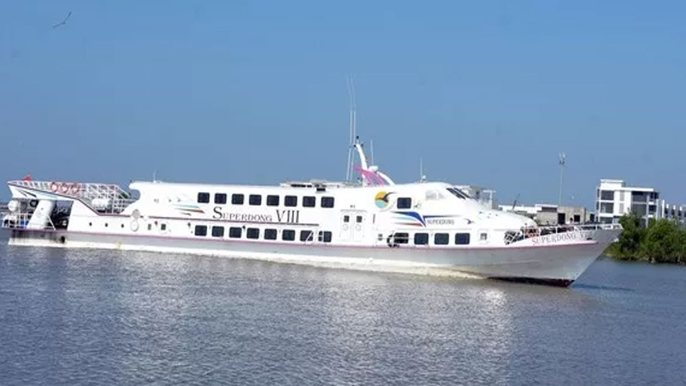Phu Quoc, Nam Du, high-speed boat service, people with disabilities, domestic and foreign tourists, high-quality resorts