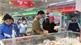 Tiêu thụ Gà đồi Yên Thế dịp Tết Nguyên đán: Tập trung vào siêu thị, chợ đầu mối