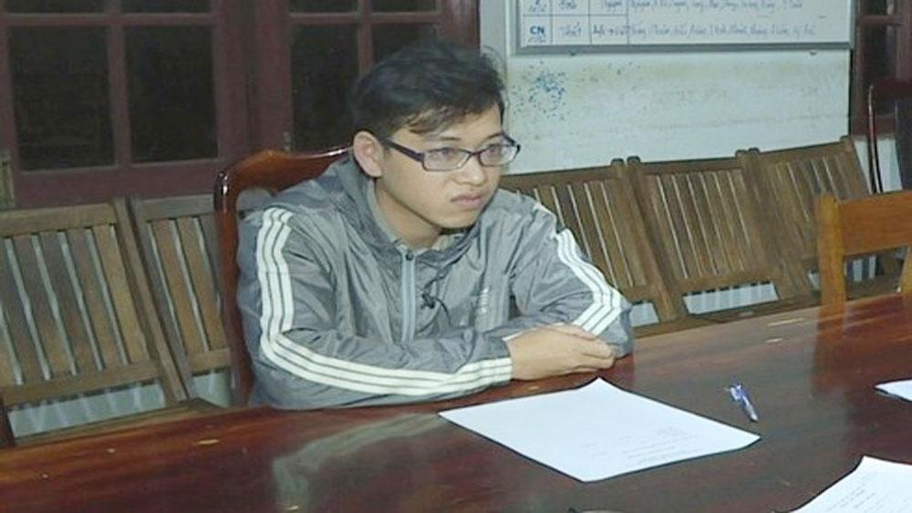 Bắt kẻ mặc giả phụ huynh, vào trường cấp 2, cưỡng dâm nữ sinh, Trường THCS Hùng Vương