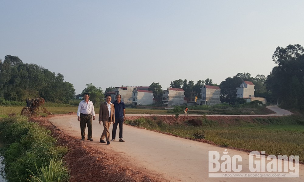 Đảng bộ huyện Lạng Giang thực hiện nhiệm vụ trọng tâm: Chọn đúng việc, giải quyết hiệu quả
