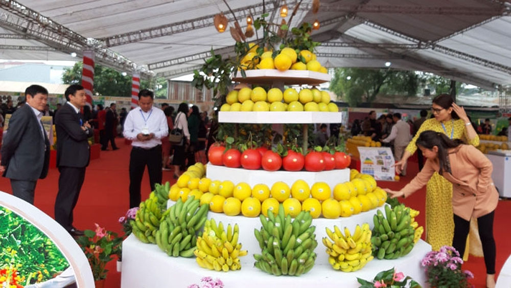 Festival highlights Hanoi agricultural products, trade villages