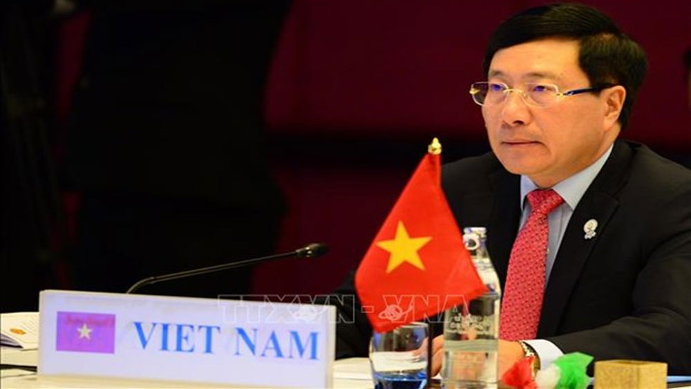 Vietnam, EU, comprehensive cooperation, European Union, mutual concern, Free Trade Agreement, multi-faceted cooperation