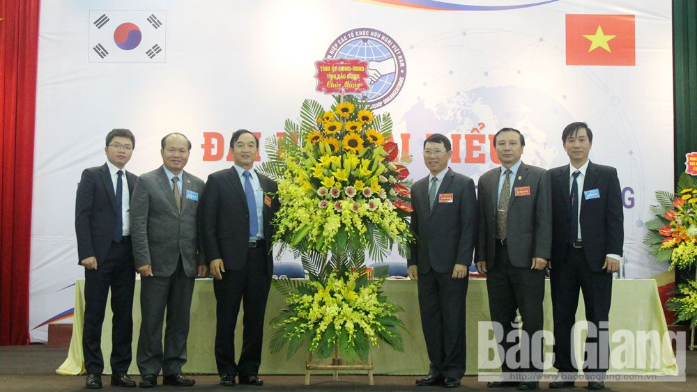 VKFA regularly introduces advantages of Bac Giang province to Korean partners