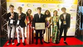 Đoàn học sinh Hà Nội giành giải Phim Xuất sắc tại Liên hoan phim Thiếu nhi quốc tế châu Á lần thứ 13