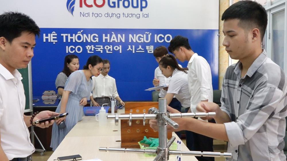 Khởi động chương trình xuất khẩu lao động Hàn Quốc năm 2020
