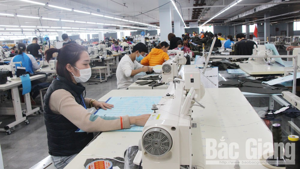 Bac Giang LGG Garment Corp invests 6.9 million USD to build new factory