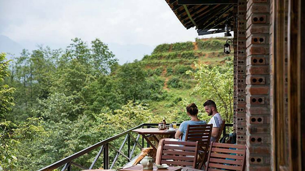 Sa Pa, verdant homestay options, December, Muong Hoa Valley, modern comforts, luxuriantly green, rustic setting