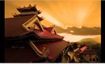 Chiều buông trên Thiền viện Trúc Lâm Phượng Hoàng