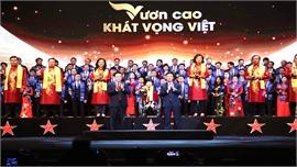 Vinh danh 10 doanh nhân trẻ xuất sắc được trao Giải thưởng Sao Đỏ 2019