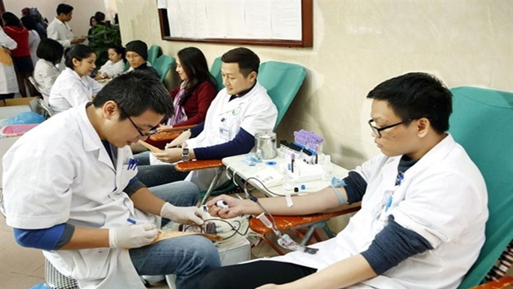 Red Sunday expected to collect 50,000 blood units