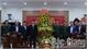 Các đồng chí lãnh đạo tỉnh thăm, chúc mừng Bộ CHQS tỉnh nhân Ngày thành lập Quân đội Nhân dân Việt Nam