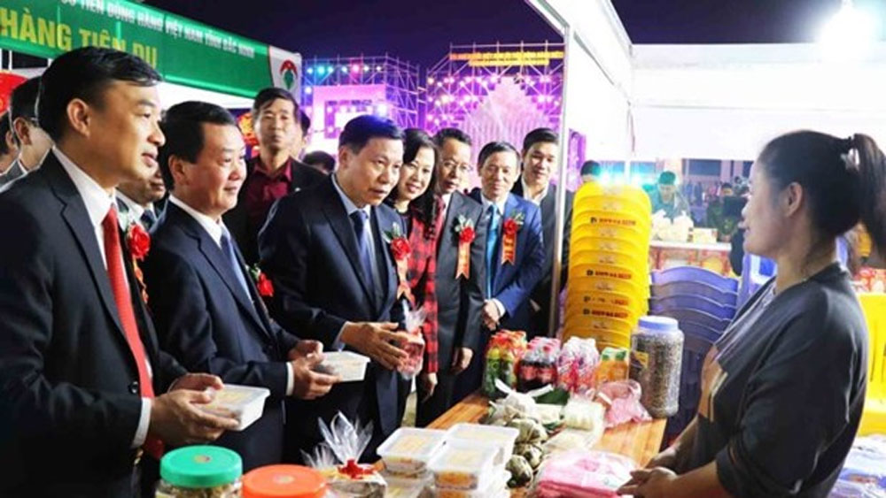 Bac Ninh province, made-in-Vietnam goods, consumption of Vietnamese products, high competitiveness, domestic and foreign markets