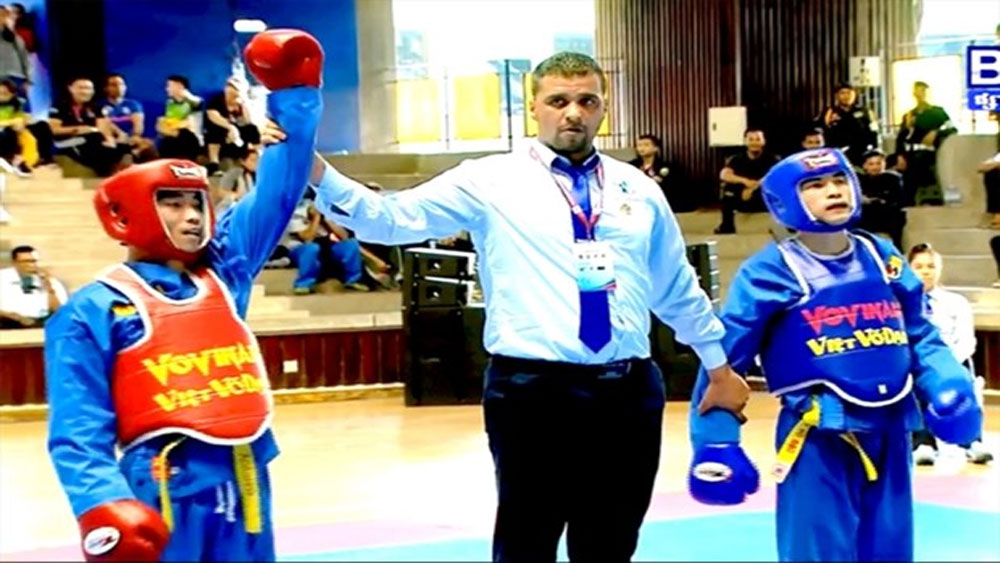 World Vovinam Championship, Vietnamese martial art, biggest  martial art festival, performance and combat events