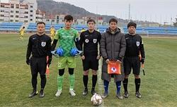 Việt Nam thắng trận giao hữu trước thềm U23 châu Á