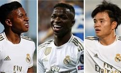 Real xếp thứ ba trong 10 'thiên đường' dành cho cầu thủ trẻ