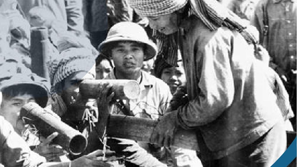 Quân đội nhân dân Việt Nam - Từ nhân dân mà ra, vì nhân dân mà chiến đấu