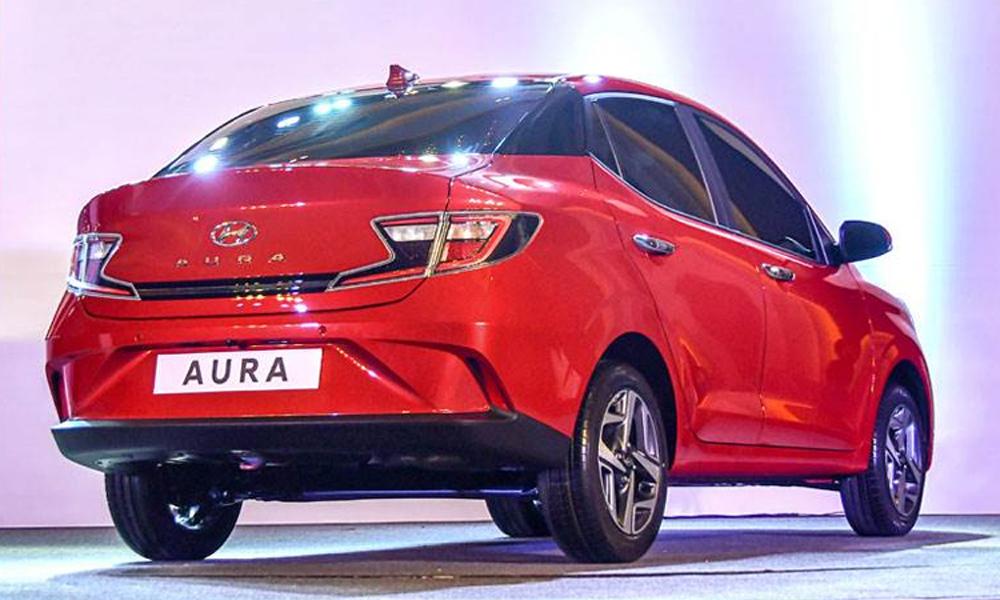Hyundai Aura, xe sedan