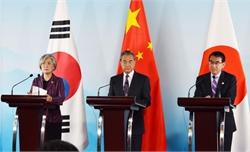 Các Bộ trưởng Thương mại Trung-Nhật-Hàn cam kết đẩy mạnh đàm phán tự do thương mại