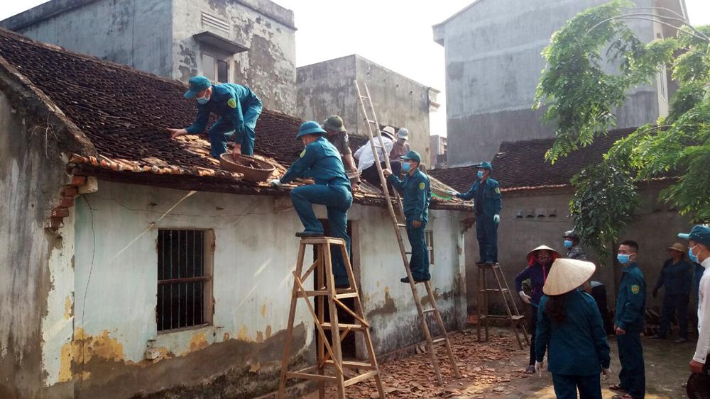 TP Bắc Giang: Xây dựng thế trận quốc phòng toàn dân vững chắc từ cơ sở