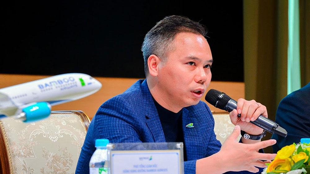 Ông Trịnh Văn Quyết, thôi chức, CEO Bamboo Airways,  ông Đặng Tất Thắng