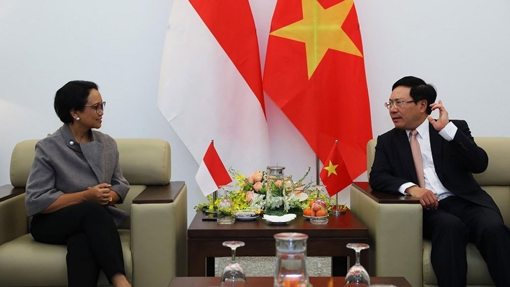 Vietnam, Indonesia fortify bilateral cooperation